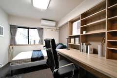 専有部の様子。※モデルルームです。(210号室)(2021-03-11,専有部,ROOM,2F)