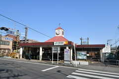 南武線・中野島駅の様子。(2021-03-11,共用部,ENVIRONMENT,1F)
