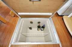 床下収納にはワインを保存。(2009-10-29,共用部,OTHER,3F)