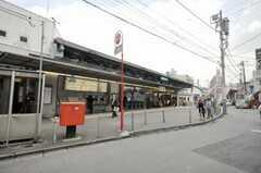 小田急小田原線読売ランド前駅の様子。(2009-10-29,共用部,ENVIRONMENT,1F)