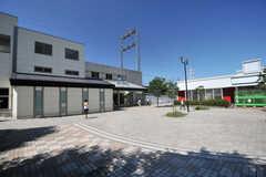 東急田園都市線・宮崎台駅の様子。(2014-08-06,共用部,ENVIRONMENT,1F)