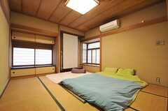 専有部の様子。2名入居も可能です。(101号室)(2013-02-20,専有部,ROOM,1F)
