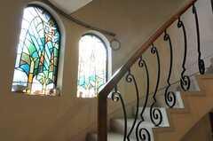 階段の様子。(2013-02-20,共用部,OTHER,1F)