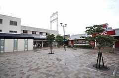 東急田園都市線・宮崎台駅の様子。(2010-08-18,共用部,ENVIRONMENT,1F)
