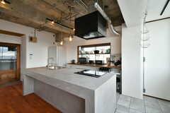 キッチンの様子。(2020-01-31,共用部,KITCHEN,2F)