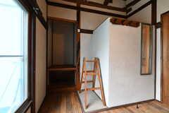 収納の様子2。(201号室)(2020-01-31,専有部,ROOM,2F)