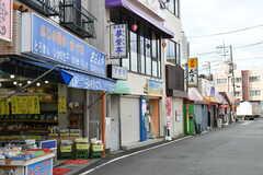 京急久里浜線・三浦海岸駅前の商店。(2020-01-31,共用部,ENVIRONMENT,1F)