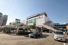 各線・小田原駅の様子。(2011-01-12,共用部,ENVIRONMENT,1F)