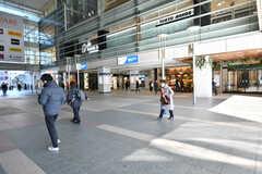 各線・相模大野駅の様子。(2018-01-17,共用部,ENVIRONMENT,1F)