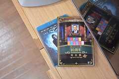 DVDが見られます。(2015-02-25,共用部,TV,6F)