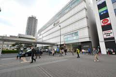 JR・鶴見駅の様子。(2020-11-09,共用部,ENVIRONMENT,1F)