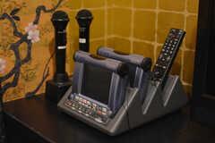 通常のカラオケボックスと全く同じ設備です。(2015-03-31,共用部,OTHER,1F)