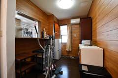キッチン脇のフリースペース。(2019-05-27,共用部,LIVINGROOM,2F)