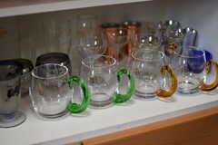 グラス類の様子。(2019-05-27,共用部,OTHER,2F)
