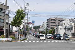 各線・保土ヶ谷駅に向かう道の様子。(2019-05-27,共用部,ENVIRONMENT,1F)