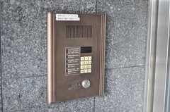 玄関はオートロックです。(2011-02-18,周辺環境,ENTRANCE,2F)