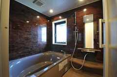 ジェットバス付きのバスルームです。(2011-02-18,共用部,BATH,3F)