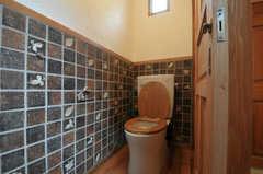 トイレの様子。(2011-11-28,共用部,TOILET,4F)