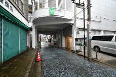 JR・石川町駅の様子。(2020-06-22,共用部,ENVIRONMENT,1F)