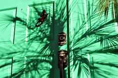 玄関の鍵の様子。(2011-01-25,共用部,OTHER,1F)