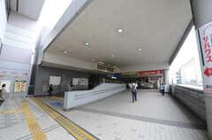 各線・二俣川駅の様子。(2015-06-10,共用部,ENVIRONMENT,1F)