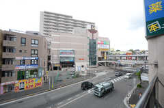 各線・二俣川駅前の様子。(2015-06-10,共用部,ENVIRONMENT,1F)