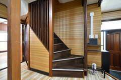 階段の様子。(2017-05-31,共用部,OTHER,1F)
