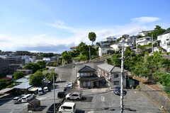 横浜エリアらしい高台の立地です。(2017-05-31,共用部,ENVIRONMENT,1F)