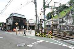 京急本線・弘明寺駅の様子。(2017-05-31,共用部,ENVIRONMENT,1F)