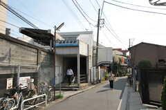 京急本線・鶴見市場駅の様子。(2012-09-07,共用部,ENVIRONMENT,1F)