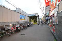 京急本線・生麦駅の様子。(2013-09-26,共用部,ENVIRONMENT,1F)