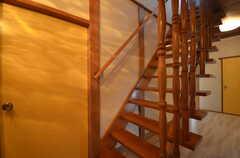 階段の様子。(2014-07-07,共用部,OTHER,1F)