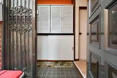 玄関から見た内部の様子。(2020-07-21,周辺環境,ENTRANCE,1F)