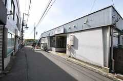 東急東横線・白楽駅の様子。(2010-11-02,共用部,ENVIRONMENT,1F)