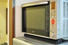 キッチン家電の様子。(2013-09-18,共用部,KITCHEN,1F)