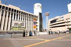各線・戸塚駅の駅ビルの様子。(2013-09-18,共用部,ENVIRONMENT,1F)