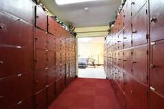 靴箱は専有部ごとに用意されています。(2016-10-20,周辺環境,ENTRANCE,1F)
