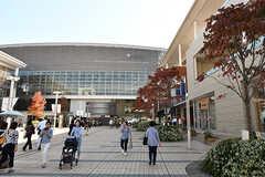 東急田園都市線・たまプラーザ駅の様子。(2016-10-20,共用部,ENVIRONMENT,1F)