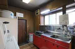 キッチンの様子2。(2011-11-21,共用部,KITCHEN,1F)