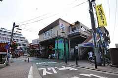 相鉄・和田町駅の様子。(2013-08-27,共用部,ENVIRONMENT,1F)