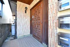 シェアハウスの玄関。(2017-01-10,周辺環境,ENTRANCE,1F)