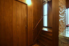 階段の様子。(2017-01-10,共用部,OTHER,1F)