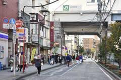 各線・石川町駅の様子。(2018-11-17,共用部,ENVIRONMENT,1F)