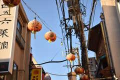 横浜中華街の様子2。(2018-11-17,共用部,ENVIRONMENT,1F)