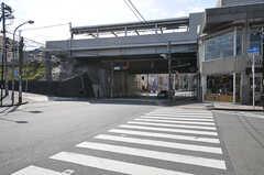 東急田園都市線・藤が丘駅の様子。(2014-04-01,共用部,ENVIRONMENT,1F)