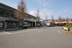 東急田園都市線・藤が丘駅前の様子。(2014-04-01,共用部,ENVIRONMENT,1F)