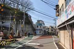 京急本線・弘明寺駅前の様子。(2014-03-24,共用部,ENVIRONMENT,1F)