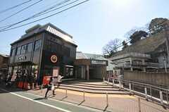 京急本線・弘明寺駅の様子。(2014-03-24,共用部,ENVIRONMENT,1F)