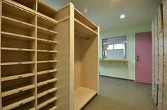 宅配ボックスが設置される予定です。(2015-03-05,周辺環境,ENTRANCE,1F)