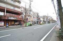 東急田園都市線・青葉台駅からシェアハウスに向かう道の様子。(2015-03-05,共用部,ENVIRONMENT,1F)